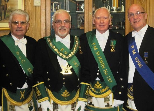 2014 Installing Masters